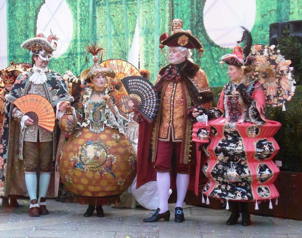 carnevale di venezia 2009